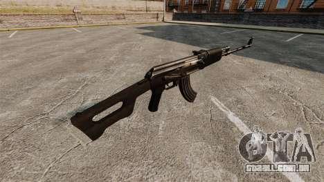 Metralhadora leve de Kalashnikov para GTA 4 segundo screenshot