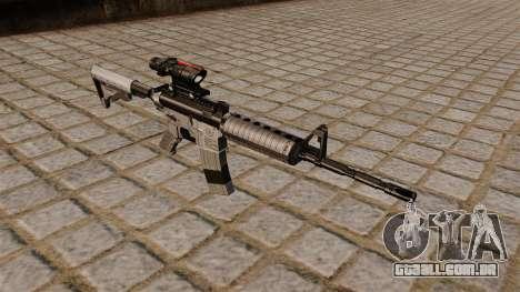 Carabina automática M4A1 com escopo para GTA 4