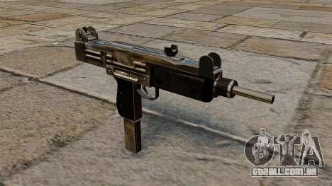 Pistola-metralhadora Uzi para GTA 4