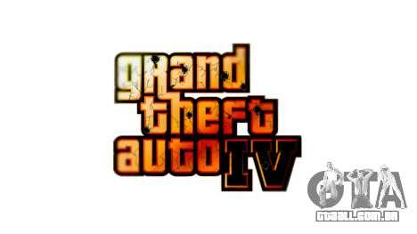 Nova intro de logotipos para GTA 4
