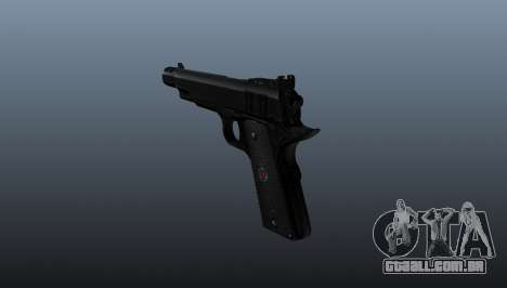 Colt Delta Elite pistola para GTA 4 segundo screenshot