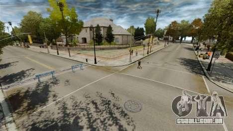 Faixa de Supermoto para GTA 4 terceira tela