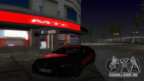 Loja MTS para GTA Vice City segunda tela