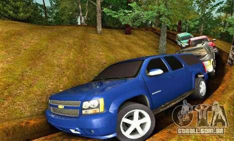 Chevrolet Suburban 2008 para GTA San Andreas