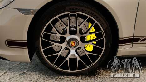 Porsche 911 Turbo 2014 [EPM] TechArt Design para GTA 4 vista interior