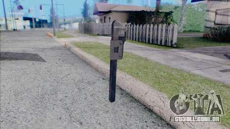 Chave ajustável para GTA San Andreas
