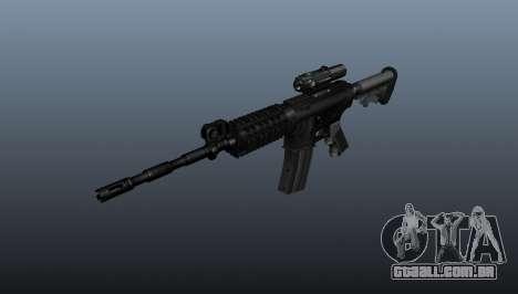 Spike M4 Carbine para GTA 4