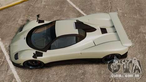 Modena Typhoon para GTA 4 vista direita