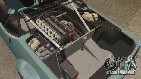 BMW M1 [EPM] para GTA 4 vista lateral
