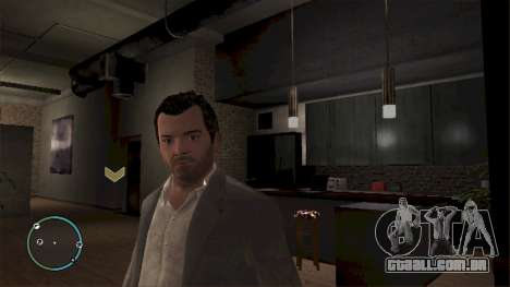 Michael De Santa from GTA V para GTA 4