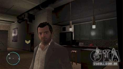 Michael De Santa from GTA V para GTA 4