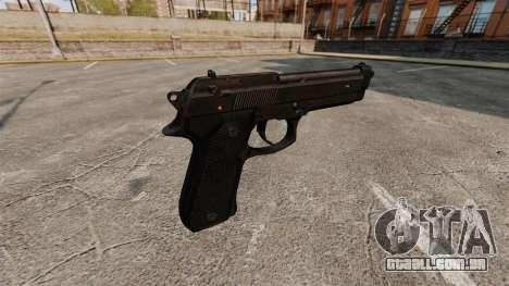 Beretta M9 pistola para GTA 4 segundo screenshot