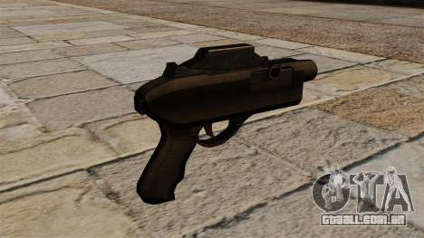 Pistola Desert Eagle compacto para GTA 4 segundo screenshot