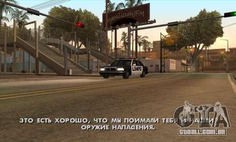 Crack irradiado (FARGUS) para GTA San Andreas