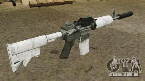 Automáticos carabina M4 atualizado para GTA 4 segundo screenshot