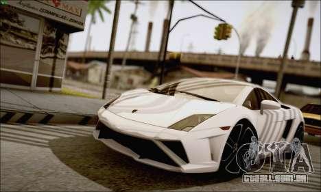 Lamborghini Gallardo LP560-4 2013 para GTA San Andreas