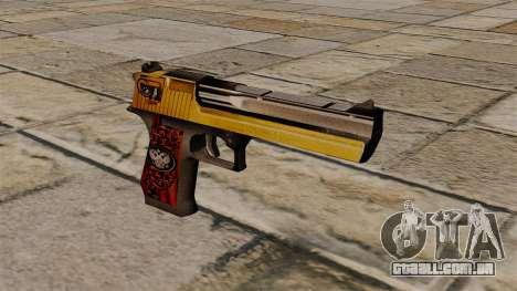 Especial de pistola Desert Eagle para GTA 4