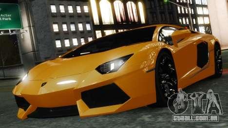 Lamborghini Aventador LP700-4 [EPM] 2012 para GTA 4 motor