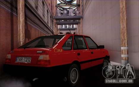 FSO Polonez Caro 1.4 GLI 16V para GTA San Andreas esquerda vista