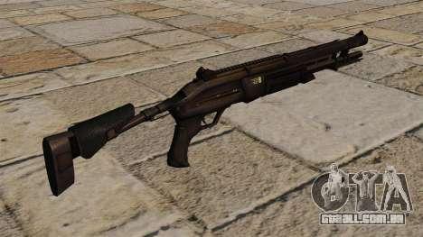 Espingarda M1014 para GTA 4 segundo screenshot