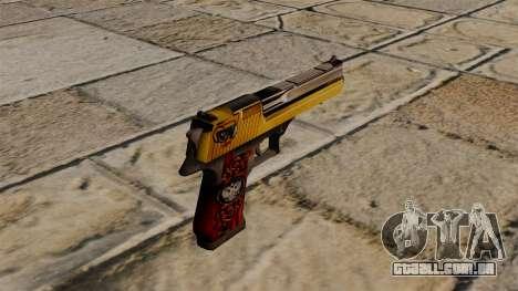 Especial de pistola Desert Eagle para GTA 4 segundo screenshot