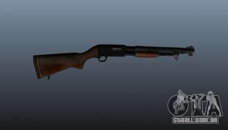 M1897 Trenchgun espingarda para GTA 4 terceira tela