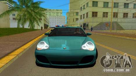 Porsche 911 Turbo para GTA Vice City deixou vista