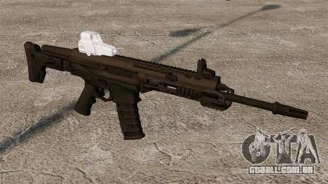 Automático Remington ACR Eotech para GTA 4