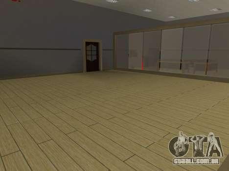 Novas texturas Interior da prefeitura para GTA San Andreas segunda tela