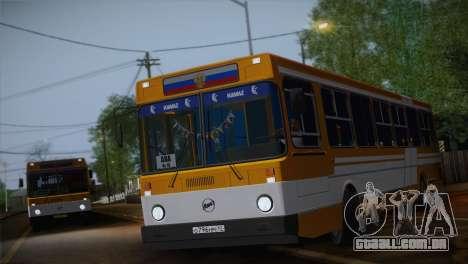 LIAZ 5256.00 para GTA San Andreas