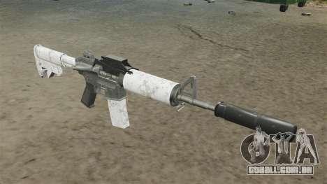 Automáticos carabina M4 atualizado para GTA 4