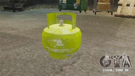 Bomba de gás para GTA 4