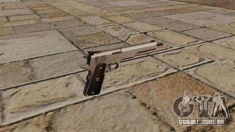 AMT Hardballer Longslide pistola para GTA 4 segundo screenshot