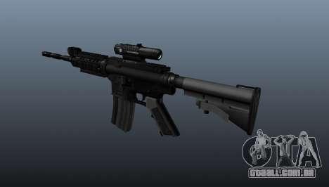 Spike M4 Carbine para GTA 4 segundo screenshot