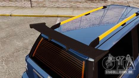 Extreme Spoiler Adder 1.0.4.0 para GTA 4 sexto tela