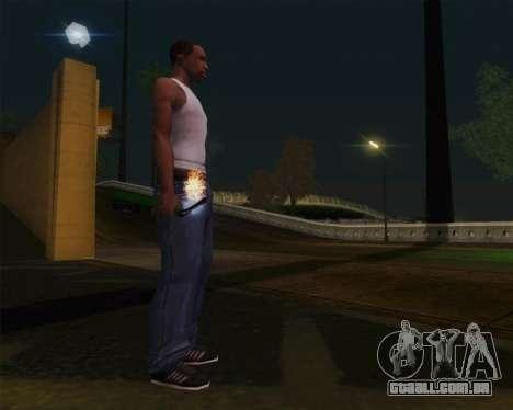 Champanhe para GTA San Andreas segunda tela