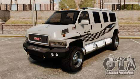 GMC Tough Guy para GTA 4