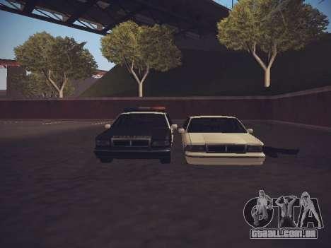 GTA SA Low Style v1 para GTA San Andreas segunda tela