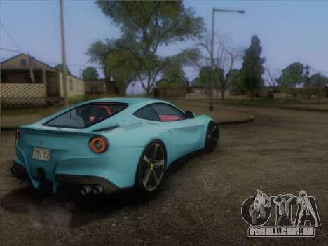 SA_graphics v. 1 para GTA San Andreas segunda tela