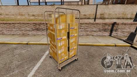 Novos logotipos em caixas para GTA 4 segundo screenshot