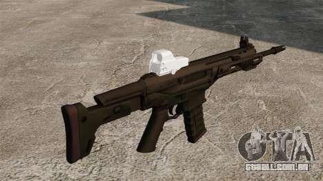Automático Remington ACR Eotech para GTA 4 segundo screenshot