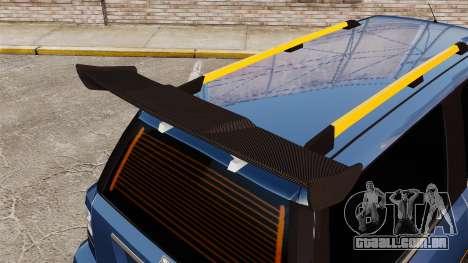 Extreme Spoiler Adder 1.0.4.0 para GTA 4 nono tela