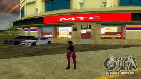 Loja MTS para GTA Vice City