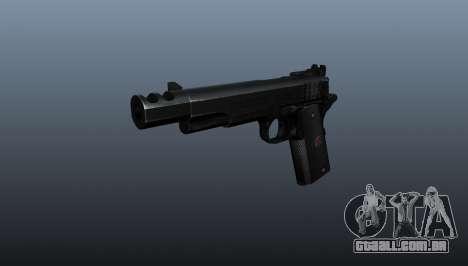 Colt Delta Elite pistola para GTA 4