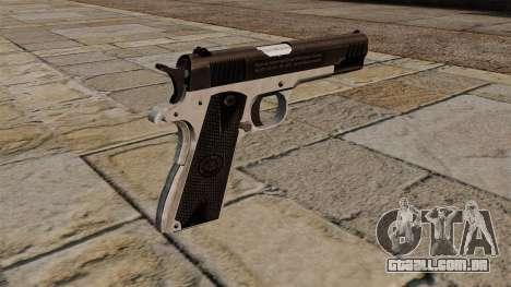 Pistola semi-automática Taurus PT1911 para GTA 4 segundo screenshot