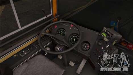 LIAZ 5256.00 para GTA San Andreas traseira esquerda vista