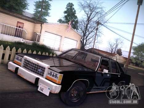 Ford LTD Crown Victoria 1985 para GTA San Andreas