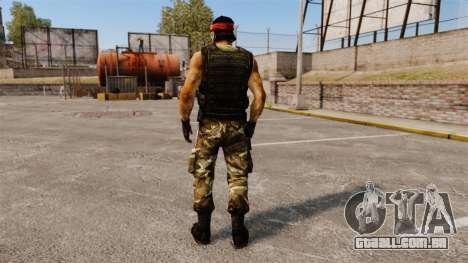 Terrorista de guerrilha da América do Sul para GTA 4 terceira tela