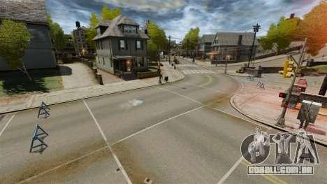 Faixa de Supermoto para GTA 4 segundo screenshot