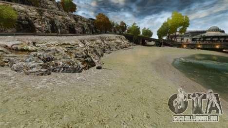 Faixa de Supermoto para GTA 4 sexto tela